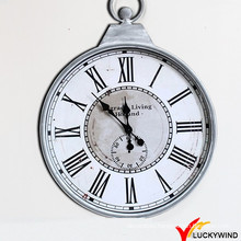 Vintage Antique Handmade Large Home Hanging Metal Decorative Wall Clock