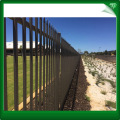 Garrison security fencing panels