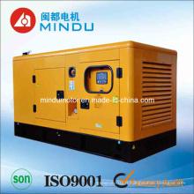 Générateur diesel silencieux de 60kVA Lovol de garantie longue