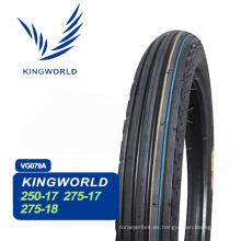 Neumáticos de motocicleta de rueda delantera 275-18