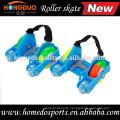 Yongkang led light flashing roller skate for sale