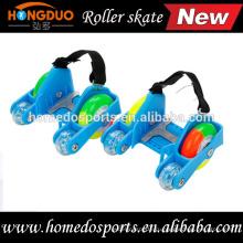 Юнкан светодиодные мигающий роликовые коньки для продажи