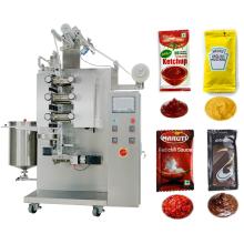 Machine à emballer verticale de ketchup de tomate