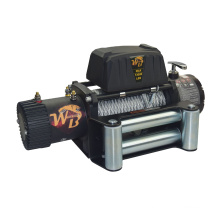 13000lb electric winch for 4x4 with steel cable