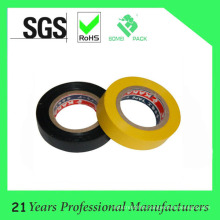 Single Sided Thick Rubber Adhesive PVC Electrical Tape