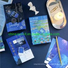 30PCS Per Set Firworks Printing Design Paper Post Card
