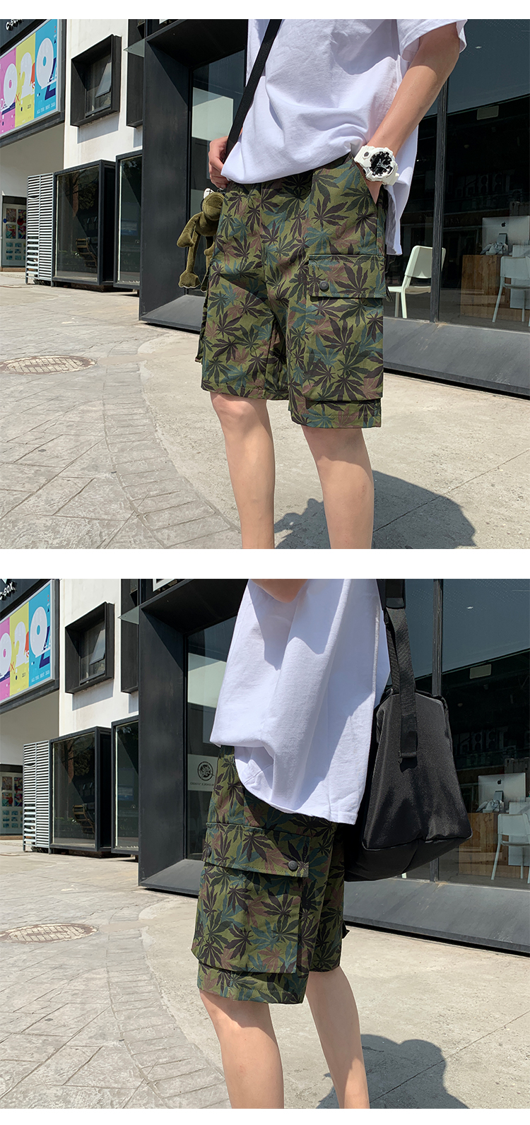 Polyester Cotton Shorts