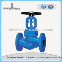 Ductile Iron Fundição de baixa pressão Globe Valve