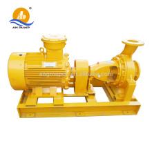 Centrifugal high pressure water pump for farm irrigation