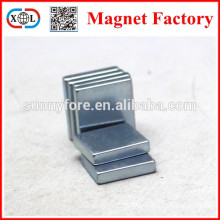 powerful strong force ndfeb n45 block magnet