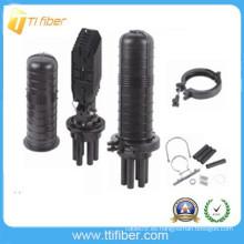 FTTH cable de fibra óptica cierre de junta / caja de empalme