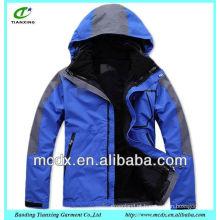 Europan novo estilo novo casaco de esqui de design para uso masculino