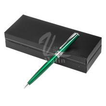 Großhandel Metall Füllfederhalter Customized Logo Metall Stift mit Geschenk-Box