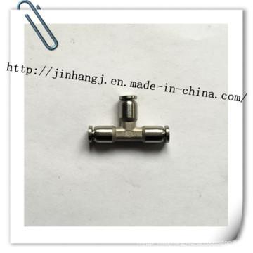 Stainless Steel Pneumatic PE Tee