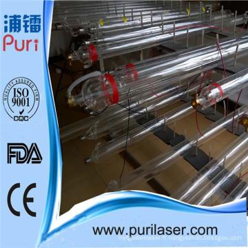 Distributeur de tubes laser à haute vitesse à haute puissance