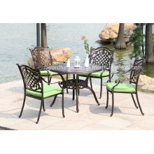 Leisure Outdoor Furniture Cast Aluminum Garden Chair (SZ214; SD510)
