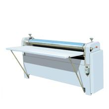 High performance cardboard corrugated board glue pasting machine