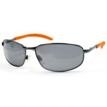High Quality Fashion Men Metal Polarized Sport Sunglasses (14270)
