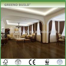 Pisos de madera de roble / pisos de madera incombustible