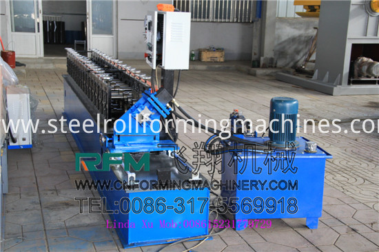 Ceiling Tee Grid Roll Forming Machine