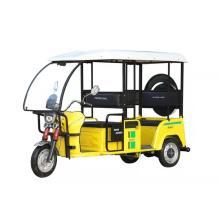 Triciclo elétrico semi-fechado de alta velocidade