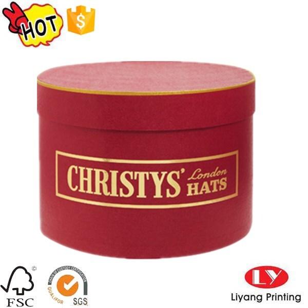 custom hat gift box