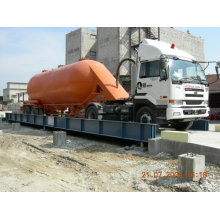 3 * 16m Truck Scale for Mixing Plant