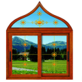 Aluminum Special Shaped Window