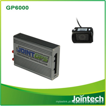 Rastreador GPS com câmera para monitoramento de frota