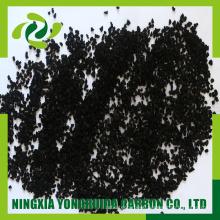Bulk 1100mg/g iodine granular coconut shell carbon charcoal for sale