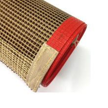 Eco-friendly UV PTFE Coated Fiberglass mesh  Belt
