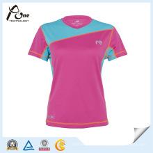 Женская футболка с надписью Quick Dry T Shirt Custom
