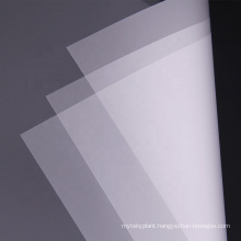 0.5mm clear polycarbonate film thin flexible polished