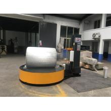 Máquina de envolvimento automática de estiramento de bobina de filme extensível