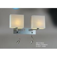 Guzhen Lighting Elegance Beside Wall Light with Double Light