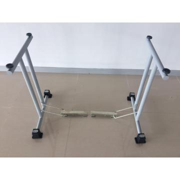 folding metal conference furniture table leg brackets