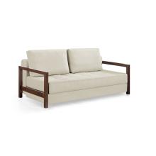 Sofá moderno plegable de muebles de hogar