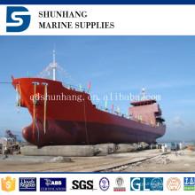 equipo marino inflable flotante de alta calidad airbag marino de barco de la nave