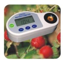 Digital Refractometerfruit presión Meterpocket refractómetro (XT-FL067)