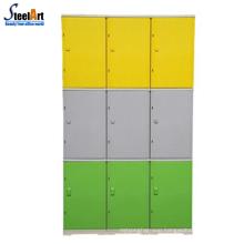 Bench Plastic WaterProof ABS Plastic Lockers