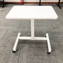 Pneumatic Height Gas One Leg Pneumatic Table