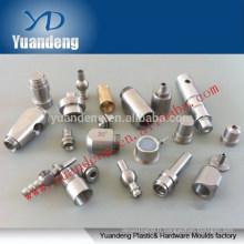 Composants personnalisés en aluminium anodisé CNC
