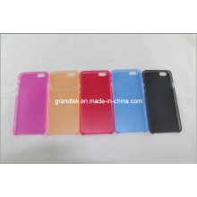 Nuevo caso colorido de la llegada para iPhone6, estuche rígido al por mayor