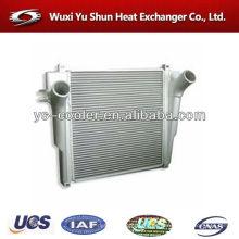 Venta caliente y refrigerador de aluminio adaptable del aire de carga del alto rendimiento para el carro