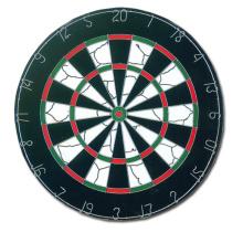 Professional Flocked Dartboard (FD-001)