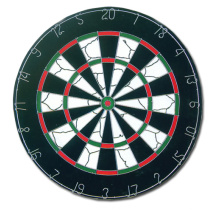 Dartboard flocado profesional (FD-001)