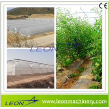 Leon series low-priced quality agricultrual greenhouse for sale