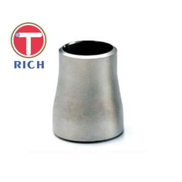 TORICH GB/T12459 Welded Stainless Steel Con Red DN15-DN1200