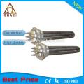 Alloy PTC tubular electric heating elements