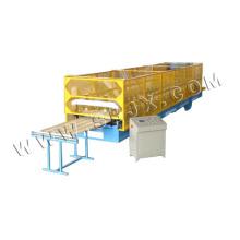Máquina formadora de rollo para techos